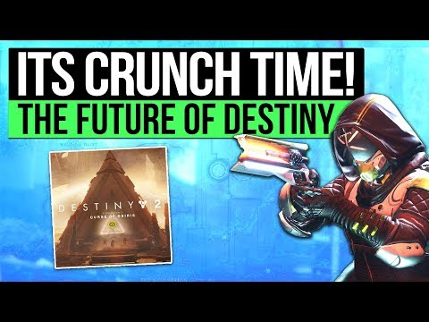 Destiny 2 | IT'S CRUNCH TIME! - Curse of Osiris Needs to Bring Meaningful Changes!