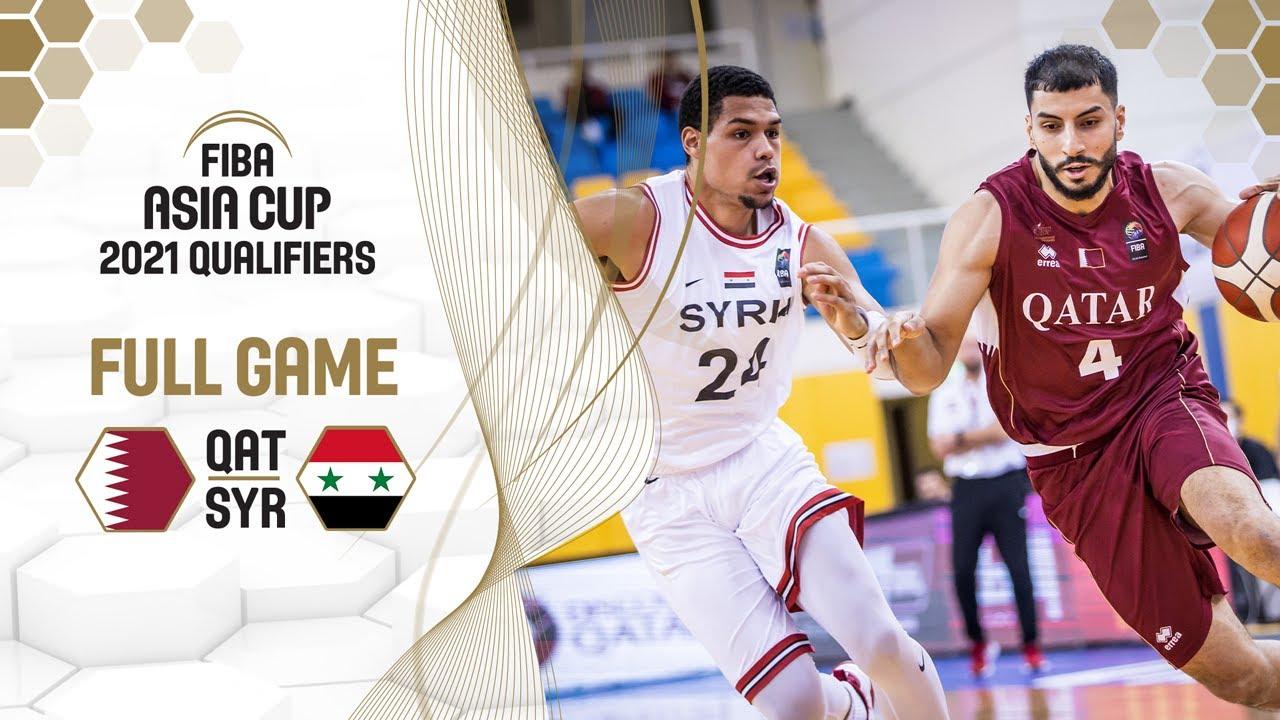 Qatar v Syria - Full Game