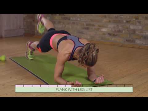Body By Byram Workouts: 15 minute at home workout by Amanda Byram