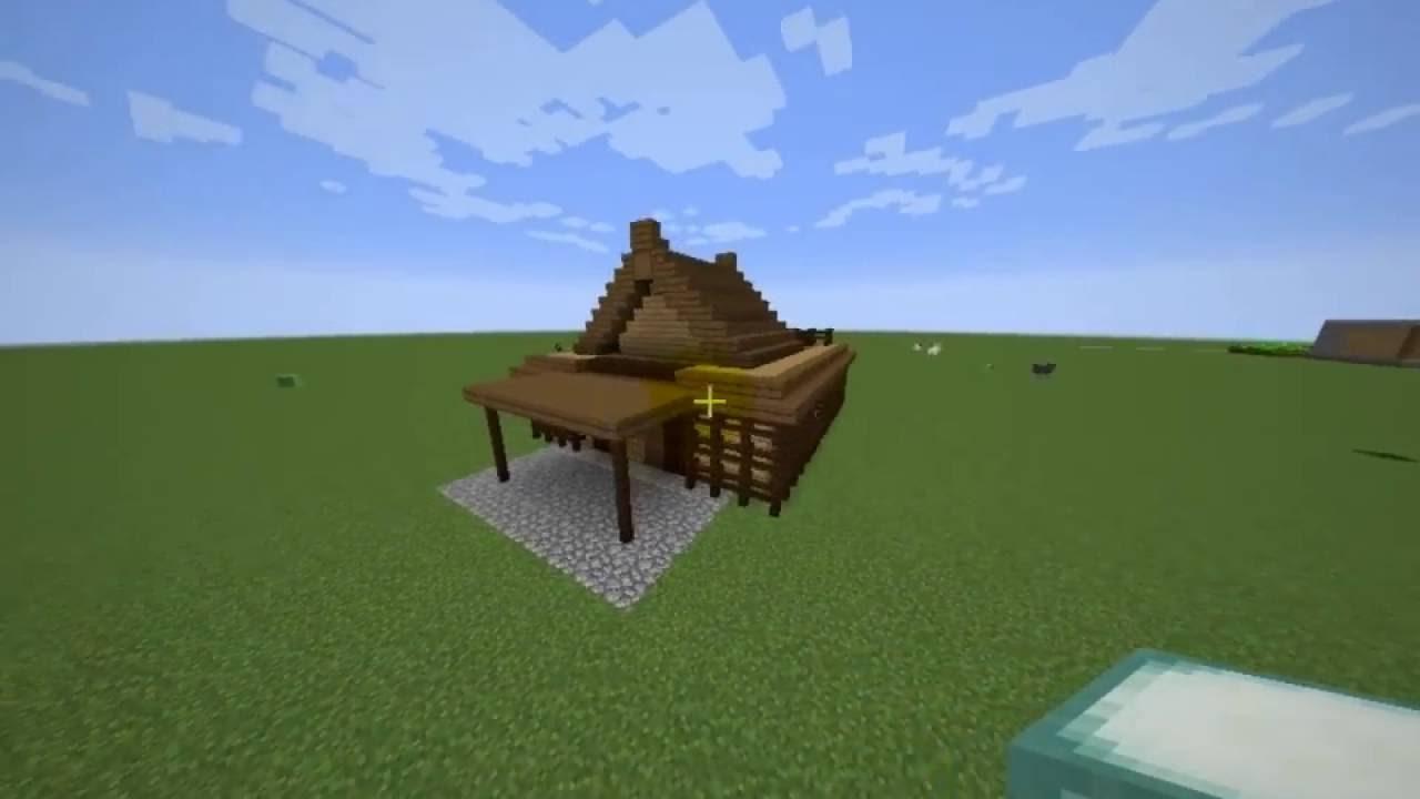 Contoh Rumah Minimalis Di Minecraft Interior Rumah