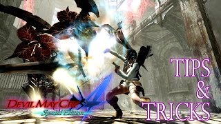 Devil May Cry 4 Special Edition - Dev Team Combos - Lady 4