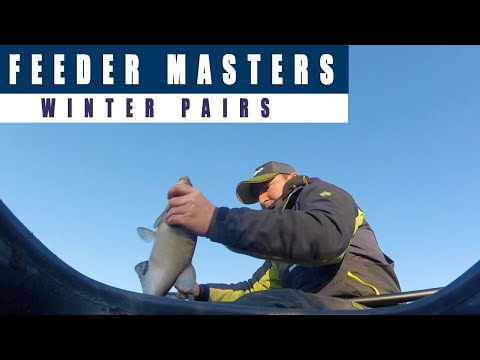 FEEDER MASTERS LIVE MATCH - HALLCROFT WINTER PAIRS R5 - FEEDER FISHING