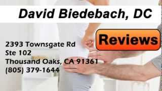 David Biedebach, DC - REVIEWS - Thousand Oaks, CA Chiropractor Reviews