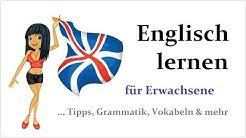 Englisch Lernen ☆ sich Sorgen machen