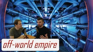 The Road to Fusion Power - Off-World/Off-Topic Ep. 23 (full show)