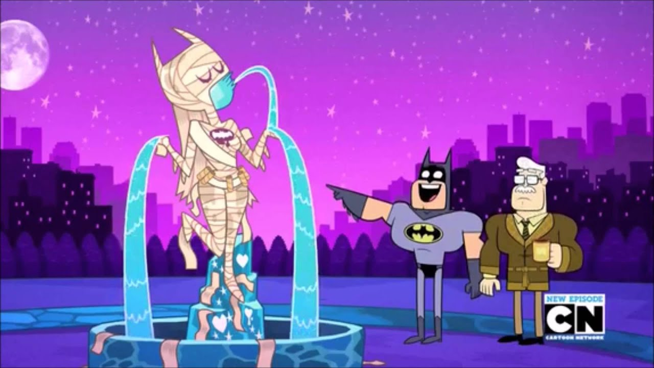 Teen titans go are batman and commissioner gordon a couple youtube voltagebd Image collections
