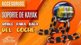 Vídeo: Soporte baca kayak YK-02020