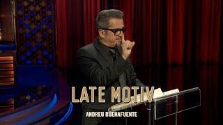 "LATE MOTIV - Monólogo de Andreu Buenafuente. ""Feliz Sant Jordi"" | #LateMotiv380"