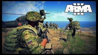 Arma 3 RHS 0.4.1.1 - Война в Черноруссии [RHS сервер UralServer66]