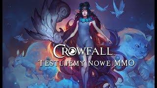 Zagrajmy w Crowfall - TESTUJEMY NOWE MMO - PIERWSZE WRAŻENIA #live #songrequest #giveaway - Na żywo