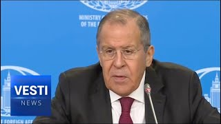 """""""Friends"""" - Sergey Lavrov's Word Choice During Japanese Negotiations Set Off Wave of Speculation"""