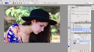 Фотошоп для фотографов. Онлайн-урок. Часть 1. Camera RAW. Слои и маски. Светотени.
