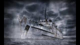 Найдены самые загадочные заброшенные корабли призраки