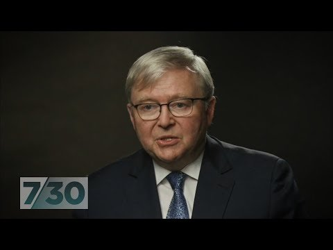 Kevin Rudd blames his demise on plotting, ambitious colleagues