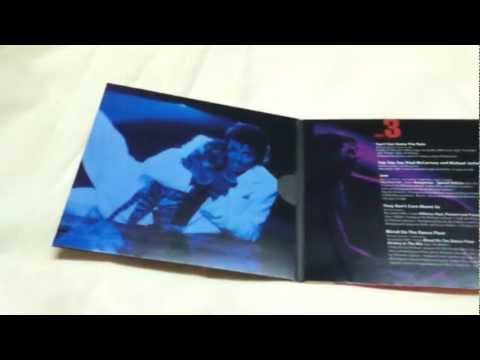 Michael Jackson The Essential Michael Jackson Limited Edition 3.0 CD Unboxing