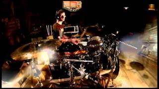 New! Ghosts of Loss - The Selfish State [Drum Video]