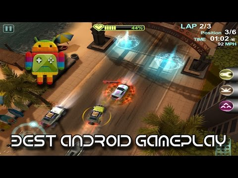 Blur Overdrive - HD Android Gameplay