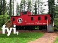 Download Tiny House Nation: Train Car Guest Suites MP3 song and Music Video