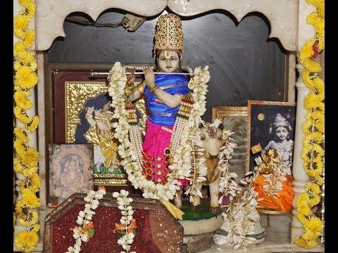 3 Sep 2018;Sevakalam  Thodakkam Thiruvaimozhi Day 1 Sri Jayanthi
