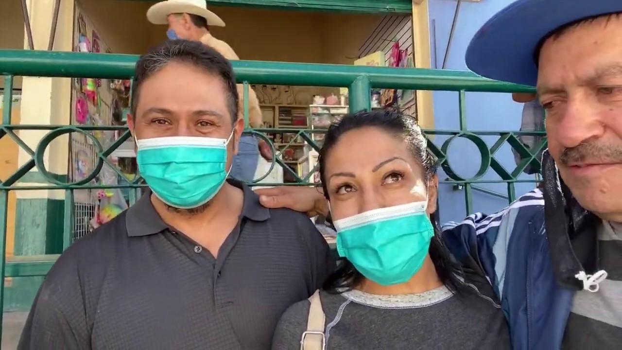 Saludando a amigos de Salt Lake City en Valparaíso Zacatecas 2020 | Domingo 5 de Julio