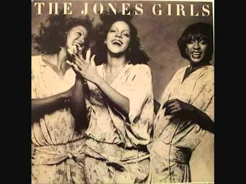 Jones Girls   You Gonna Make Me Love Somebody Else   YouTube