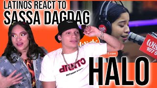 Download Latinos react to Sassa Dagdag for the first time   HALO COVER   REACTION