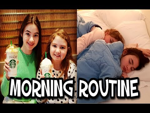 Morning routine in Hotel vacanza a Milano  2019  vlog  By Marghe Giulia Kawaii