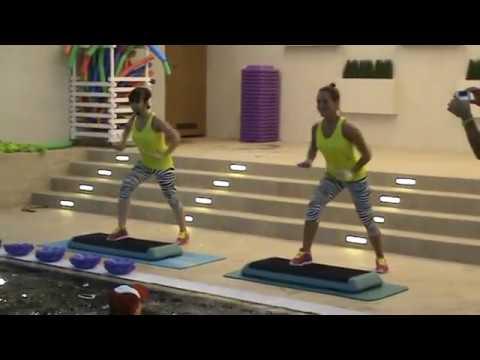 Аквааэробика - Fitness Holding Convention 2013 aqua aerobics