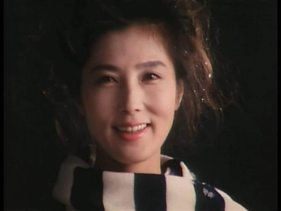 大原麗子の髪の毛