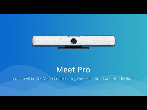 Meet Pro - Video Conferencing Equipment For Multiple VC Apps