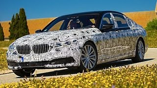 BMW 7 Series 2016 Review BMW 7er 2016 Commercial HD CARJAM TV New BMW 7 Series G11 G12