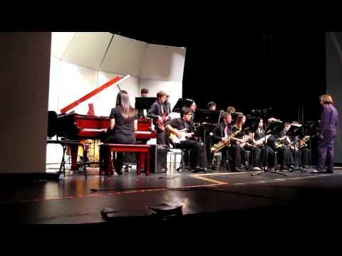 Wellington High School Jazz Band - Birdland