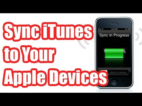 How to Sync Songs from iTunes to iPhone, iPod, iPad – Simple Method 2018!