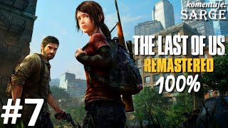 Zagrajmy w The Last of Us Remastered PL (100%) odc. 7 - Miasteczko Billa | Hard