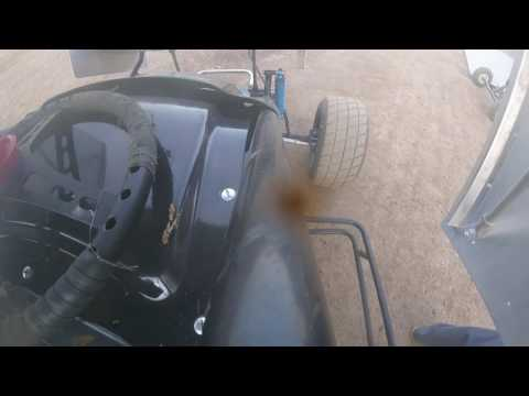 Path Valley Speedway Heat Race GoPro Action 6/26/2016