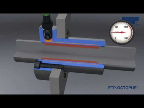 Installation Instructions for Octopus Shaft Bushings from ETP