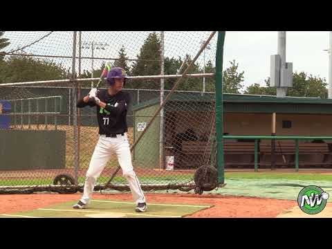 Jake Niemann - PEC - BP - Eastside Catholic HS (WA) - July 04, 2018