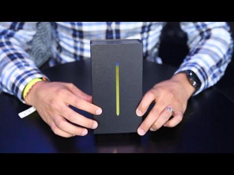 Galaxy Note 9 unboxing: Samsung lo hizo de nuevo