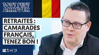 """RETRAITES : """"CAMARADES FRANÇAIS, VOUS DEVEZ TENIR BON"""" !"""