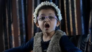 مسابقة الروائي الصغير روان الغامدي 7 سنوات السعودية