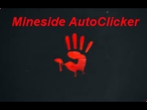MineSide AutoClicker (Bloody Mouse)