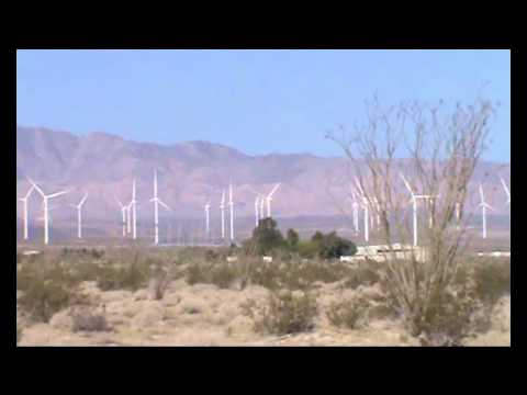 Ocotillo Wind - Pattern Energy 05/09/2015 No Wind