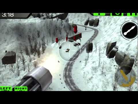 SWAT Helicopter Mission Hostil