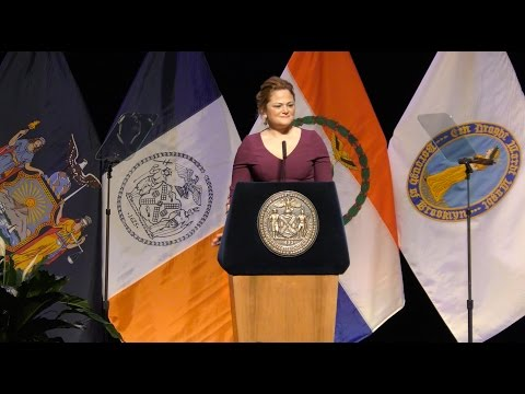 Speaker Melissa Mark-Viverito Delivers State of the City 2017 Address