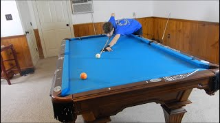How to Shoot a Powerful Backspin/Draw/Screwback Shot