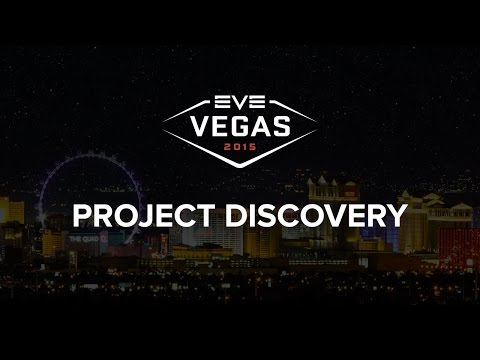 EVE Vegas 2015 - Project Discovery - Citizen Science in EVE Online