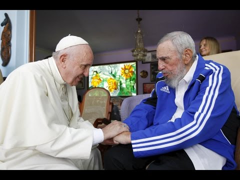 Pope sends condolences after Fidel Castro's death - Perspectives