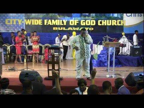 Prophet Andrew Wutawunashe (Bulawayo City Wide Family of God Church)