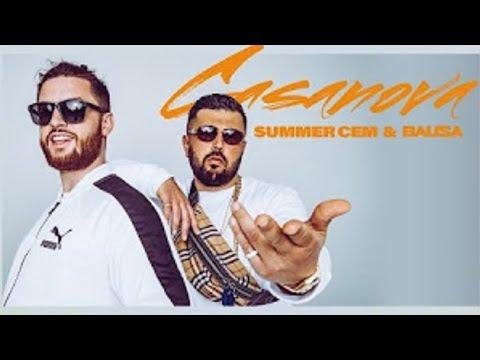 Summer Cem feat. Bausa - Casanova [ Official Hörprobe ]