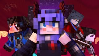 Falling - a minecraft music video the netherbane are on hunt for those who were turned into nether kin. as rain tries to use situation form an all...